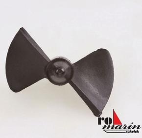 Krick Propeller Hydro Schiffsschraube 2Bl. 42mm L M4, ro1469  Envelop