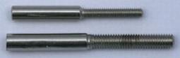 Soldeerhuls M3 voor kogel of gaffelkop t.b.v. draad 3mm  Envelop