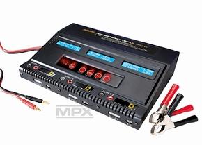 MPX POWER PEAK@ TRIPLE 360W EQ-BID  308562  Pakket