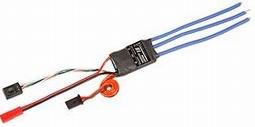 Graupner Brushless Control 18 BEC 5,5-15V BEC con 7232
