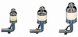 Graupner rondomlantaarn 17mm 3V-100mA VE2 nr. 1082.17  Envelop