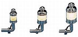 Graupner rondomlantaarn 17mm 3V-100mA VE2 nr. 1082.17