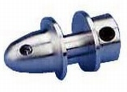 Graupner Propellor koppeling as 4mm M8  nr. 6053.40