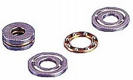 Graupner Taatslager druklager As 4mm nr. 377.4