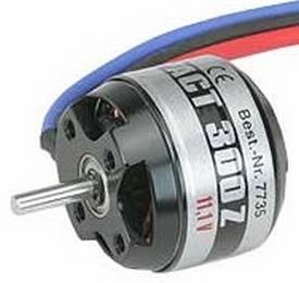 Graupner Brushless COMPACT 300Z 11,1 V  nr. 7735