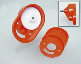 Robbe Gearbox MAN motor 5:1  nr 1-36350017  Pakket