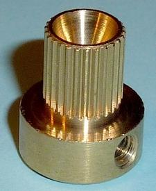 Raboesch koppeling aansluitstuk 4mm R106-05  Envelop