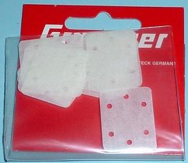 Graupner patentscharnier 10 stuks pack nr 3340