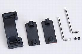 Graupner houder voor motorsteun 2328 en 2328.7 nr. 2328.1