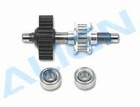Align Tail Drive Gear Assembly T-REX 500  nr. 1-H50043