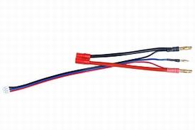 Graupner Laadkabel G3,5/G4 LiPo hardcase Balancer 98982.L