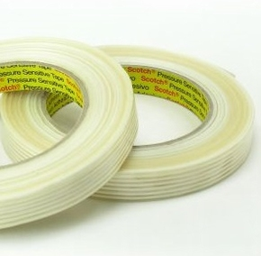 3M Glasvezel Tape langsrichting 15mm x 50 meter   nr. 3M  Envelop