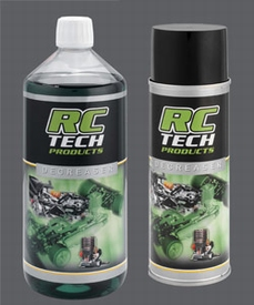 GHIANT RC TECH Degreaser-Ontvetter 400ml Spuitbus