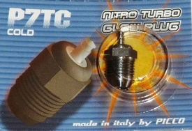 PICCO Nitro Turbo Glowplug P7TC  Cold  Envelop