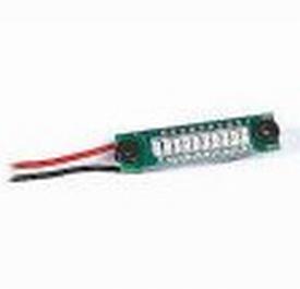 Graupner Li Battery controller 1 S....4S  10x LED nr. 3141
