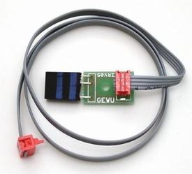 GEWU infrarood voorversterker-ontvanger Kingpin IRV.05A