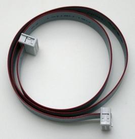 GEWU kabel 10 polig met stekkers 30cm K.210-30