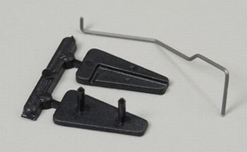 Dubro 854 Micro Tail Wheel Bracket