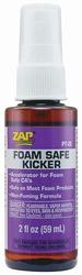 ZAP PT28 Foam Safe Activator secondenlijm Kicker Flesje 59ml  Pakket