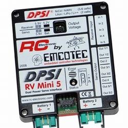 EMCOTEC DPSI RV Mini 5 (2008) - Akkuweiche