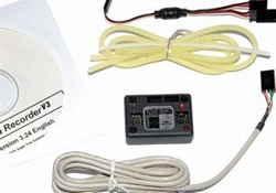 Eagle Tree USB Glide Data Recorder GDR-STD-KIT  Pakket