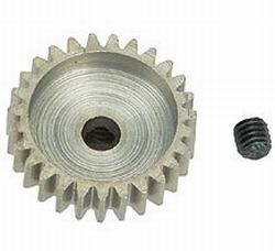 Graupner Motorritzel stahl 27 Zähnefür (3,17mm) 93808.27