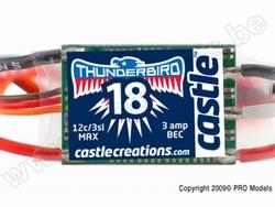 CASTLE CREATIONS THUNDERBIRD 18, CC-010-0058-00