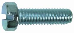 Graupner cilinderkopschroef M2x6 Staal  (VE20) 704.6