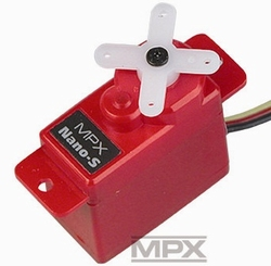 Multiplex 65120 Servo NANO-S (UNI) 1,3kg@6V  Envelop
