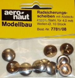 AERONAUT Wielkap Radsicherung Voor 4mm as AE7781/08  Envelop