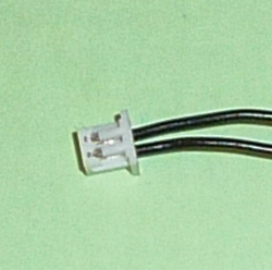Aansluitkabel Accu mini lipo RM 1,27 -8cm 0,08mm2  48434