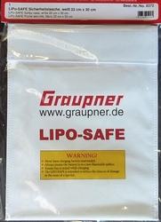 Graupner 8372 Lipo Safety Bag Large 22x30cm