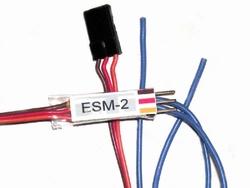 CTI ESM-2 voor regelaar met eindschakelaar (S)