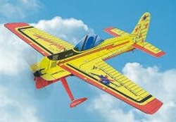 Graupner 9524  WP YAK 55 depron kunstflug  Pakket