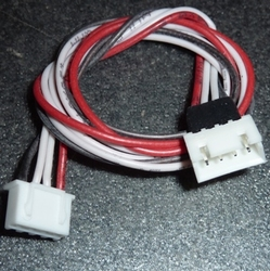 Balanceer Verleng Kabel 30cm 3x0,25mm2  XH 3S LiPo nr. 58483