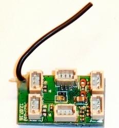 Graupner 33575 GR-12SH+ 3xG  HoTT micro ontvanger  Pakket