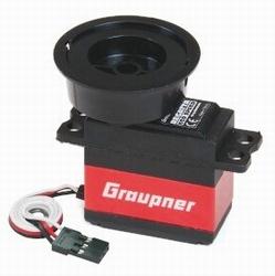 Graupner 5217 Segelwinde Regatta Eco Speed 6V-14kg  Pakket