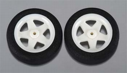 Dubro 145MS Micro Sport Wheels 37mm 1,8gram each (2)