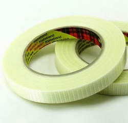 3M Scotch Filamentklebeband, Kreuzgewebe 50m, 15mm breit  Envelop