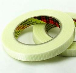 3M Scotch Filamentklebeband, Kreuzgewebe 50m, 15mm breit