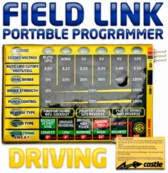 Castle Creations Field Link Programmer (CAR) 010-0063-00  Envelop