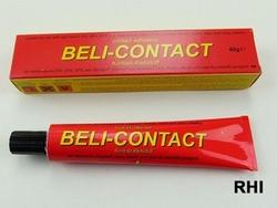 Beli-Contact  contactlijm Tube 40gr in doos
