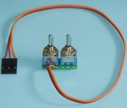 Beier SMS-R Multiswitch Robbe 8 functies voor USM-RC(2)  Envelop