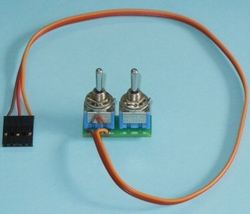 Beier SMS-R Multiswitch Robbe 8 functies voor USM-RC(2)