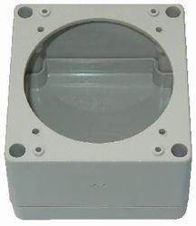 Box voor  Visaton FRS 7 S 8 OHM  Pakket