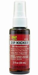 ZAP PT715  ZIP Kicker Flesje Activator secondenlijm 59ml  Pakket