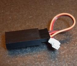Graupner 33565.1 Adapterkabel  SH/JR 50 mm