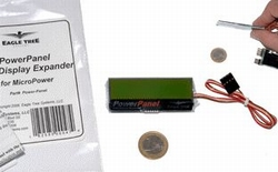EMCOTEC PowerPanel LC-Display voor MicroPower E-Logger  Envelop