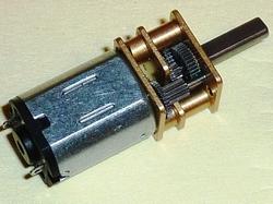 CTI gearmotor reserve voor EHZ cilinders 7,2-14V