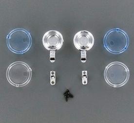 Veroma 207063 Daklampen Schijnwerper voor 4mm beugel  Envelop